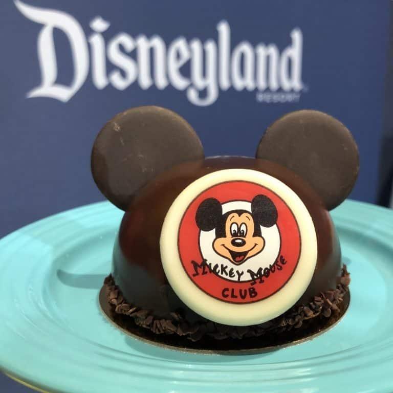 MIckey Mouse CLub Dessert