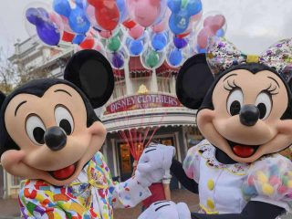 Disneyland is a must visit on a california Road Trip
