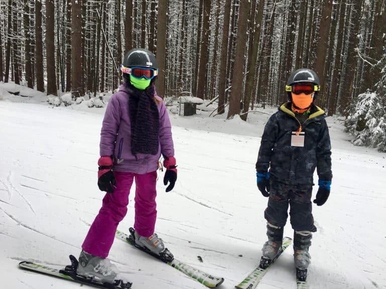 New York Ski Resorts I ski free NY kids Finger Lakes skiing at holiday valley