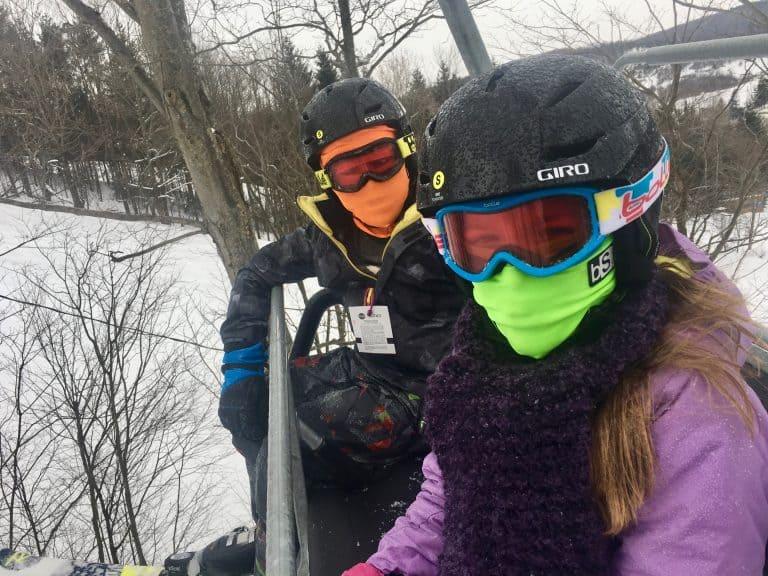 New York Ski Resorts I ski free NY kids Finger Lakes skiing at Greek Peak