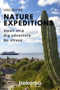 Uncruise Nature Expeditions Cruises for Families
