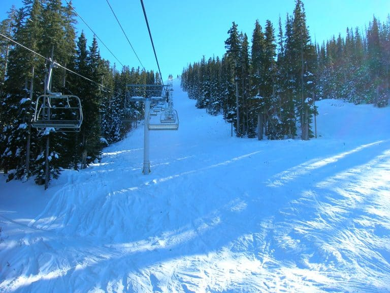 arizona-ski-resorts-sunrise park resort