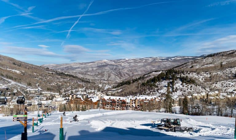Beaver Creek Ski Resort Colorado