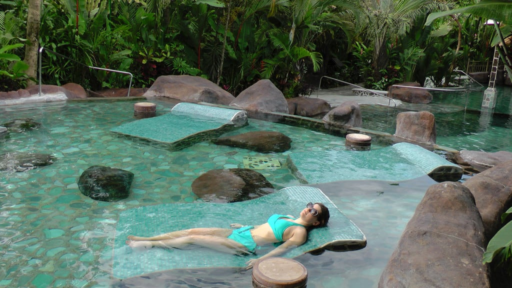 Baldi Hot springs photo Arenal Costa Rica
