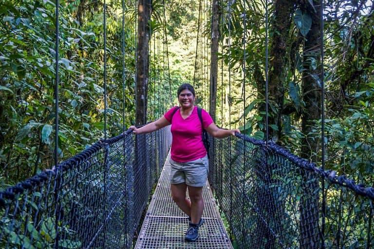 Arenal Mistico Park Hanging Bridges - Arenal Volcano
