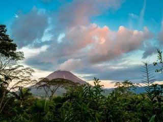 Arenal Volano Costa Rica and La Fortuna