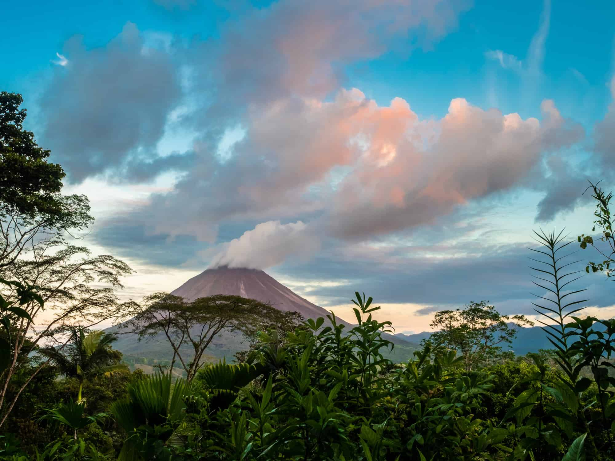 Arenal Volcano Costa Rica and La Fortuna: Hot Springs and Other Things to Do