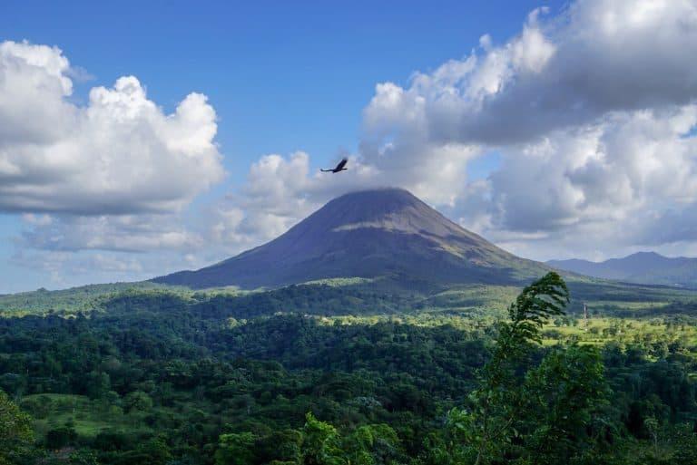 Arenal Volcano Costa Rica La Fortuna