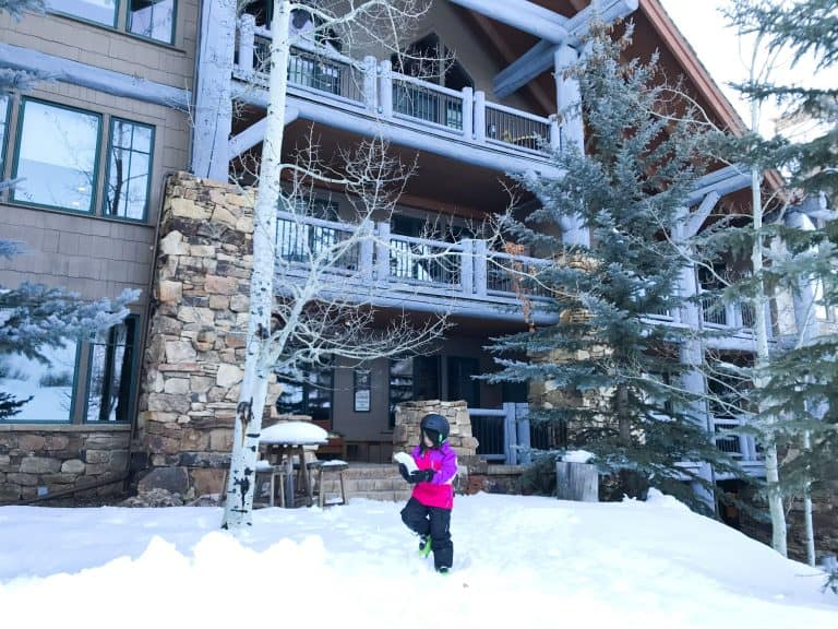 Beaver Creek Lodge Outside