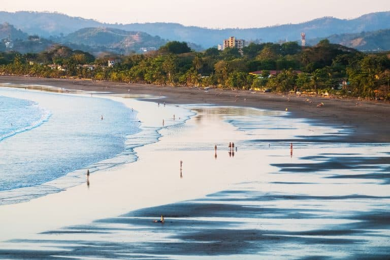 Beaches in Costa Rica