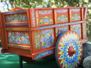 Costa Rica Cultural Tour - Oxcarts of Sarchi