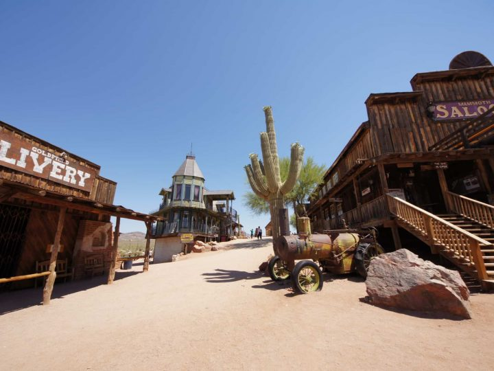 Arizona Ghost Towns | 10 of the Best Ghost Towns in Arizona