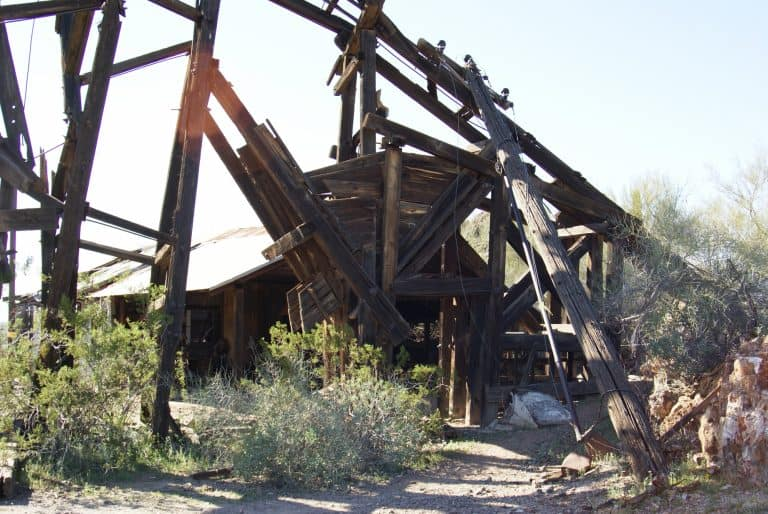 Best ghost towns in Arizona