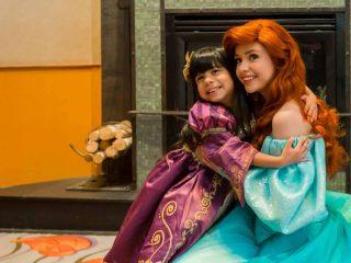 Ariel Disney Princess Breakfast Adventures