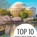 Washington DC Family Vacation- 10 Things to do in DC with kids 1