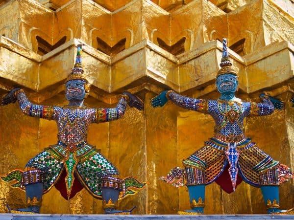 Bangkok Thailand - Grand-Palace