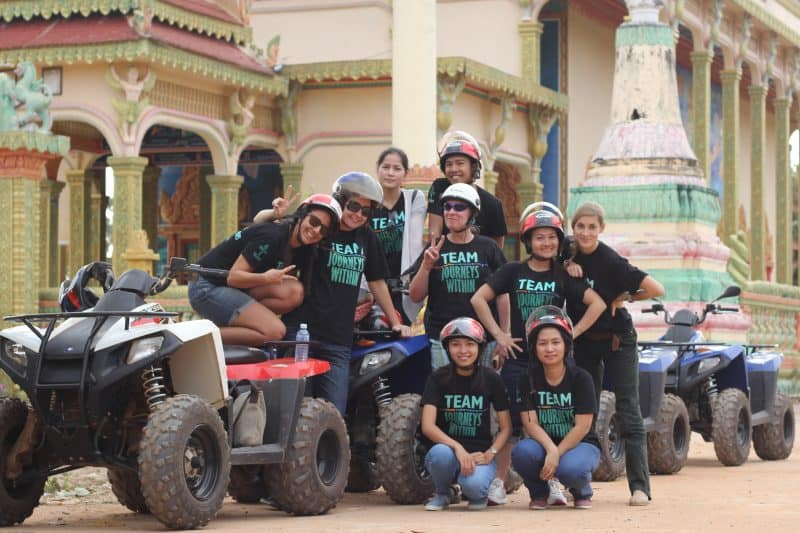 Siem Reap ATV Quad Tour