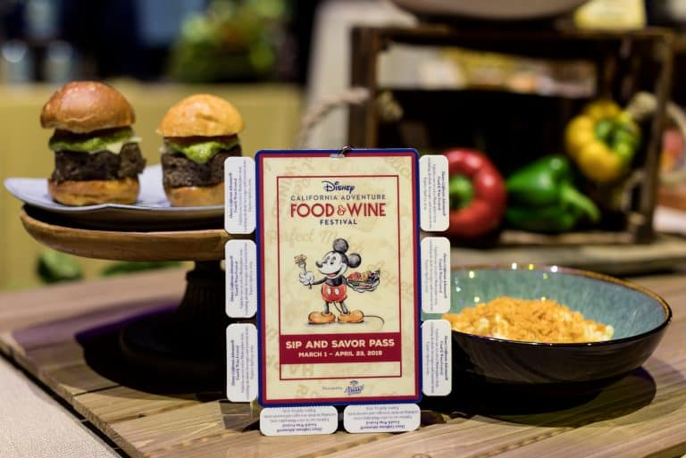 DCA Food and Wine Festival