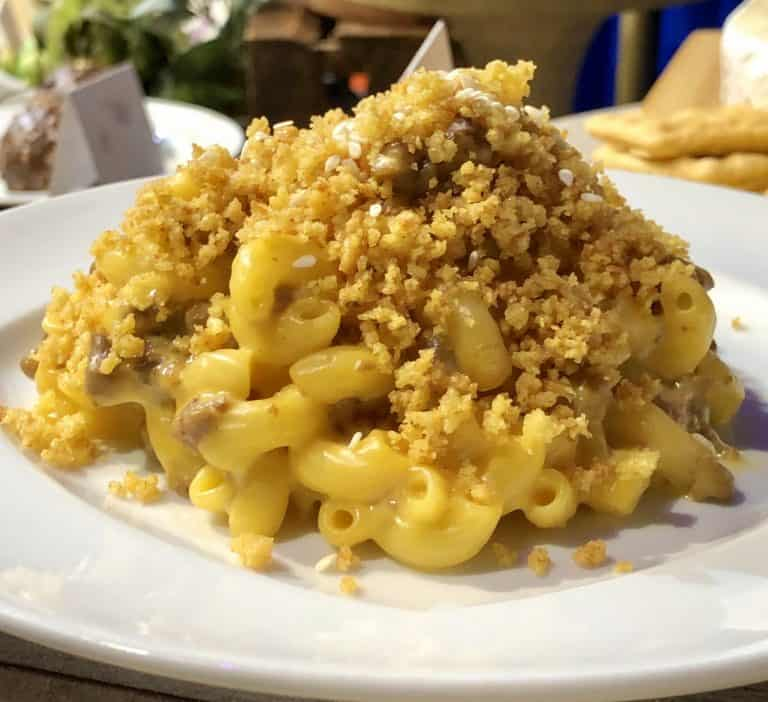 Impossible Cheeseburger Mac and Cheese