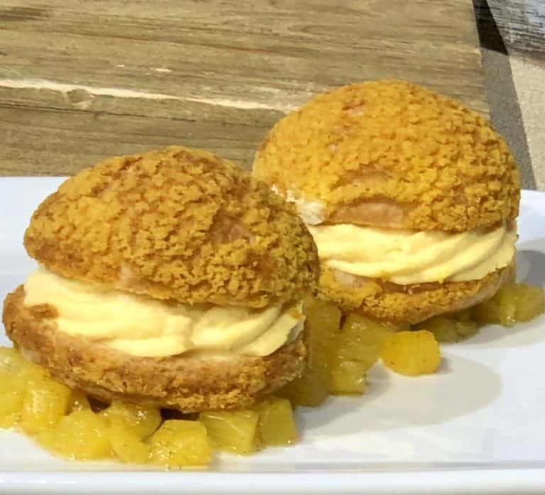 Pabana Cream Puff