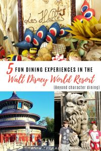 Beyond Character Dining: 5 of the Best Disney World Restaurants for Families 1