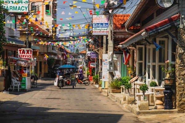 Thailand Beach Towns - Hua Hin, Thailand