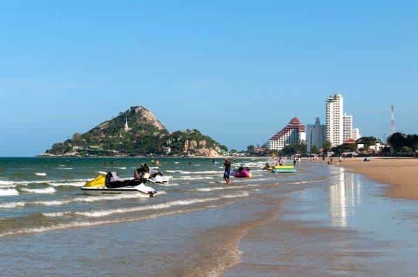 Thailand Beach Hua Hin