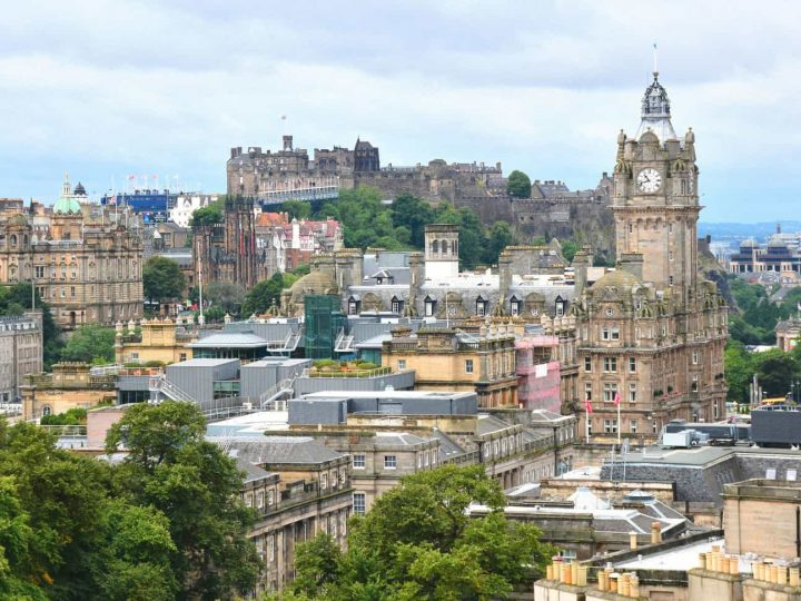 Top 10 Things to do with Kids in Edinburgh