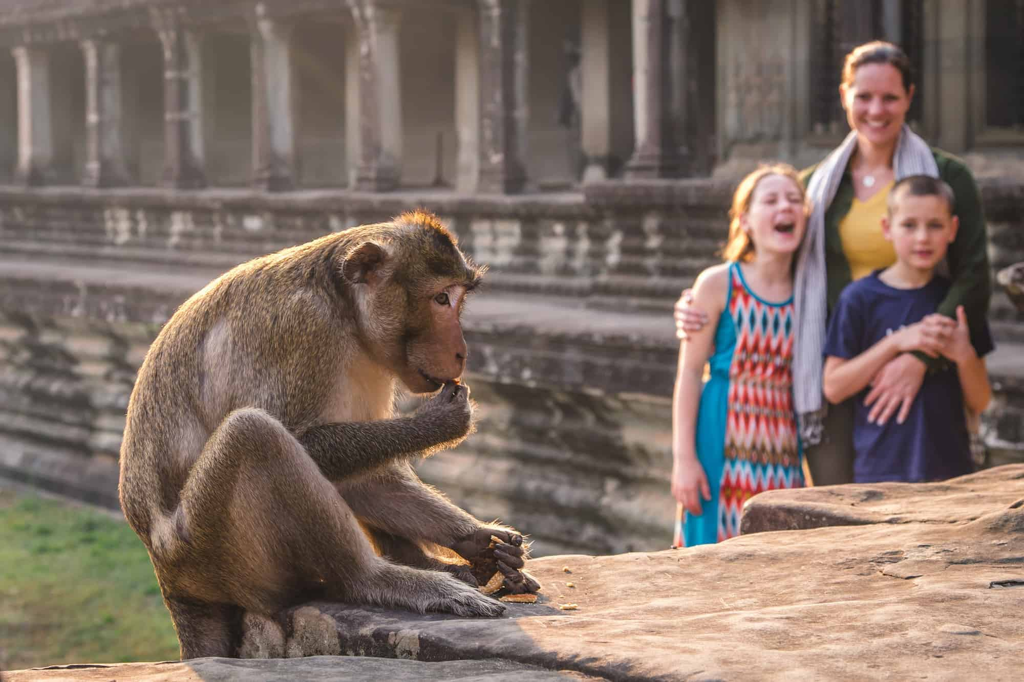 Cambodia with Kids? Oh Yes!