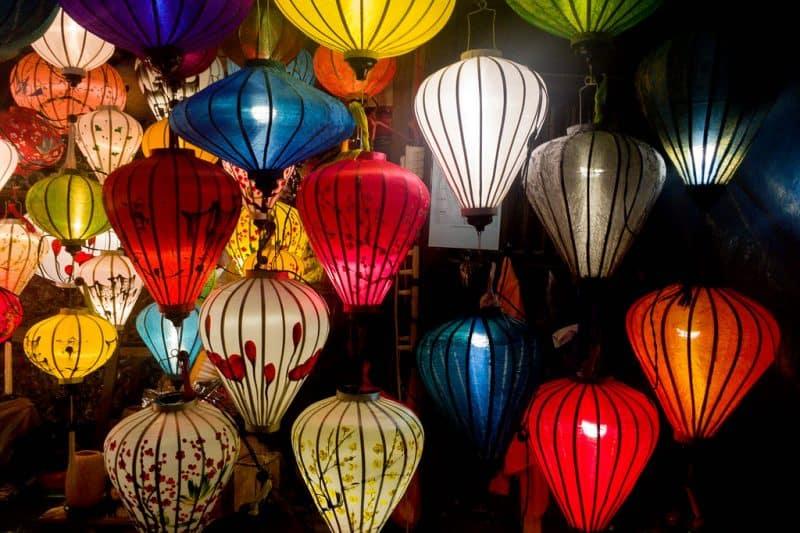 Vietnam - Lanterns in Hoi An