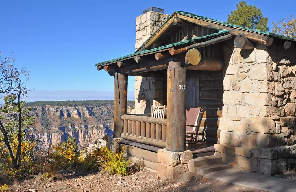 grand canyon lodge photo