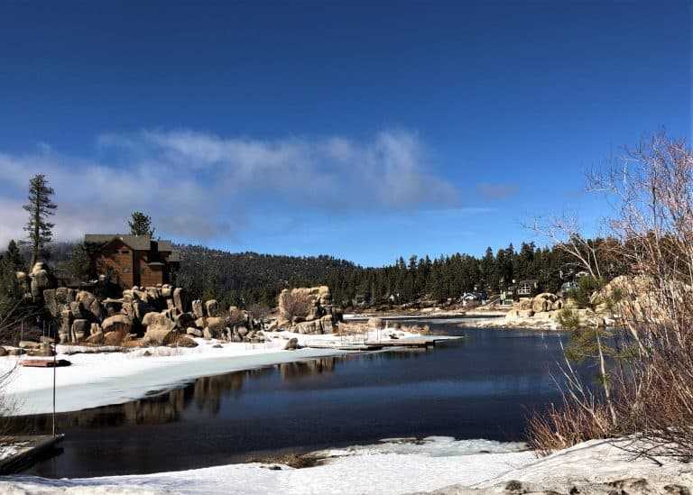 Big Bear Lake Boulder Bay