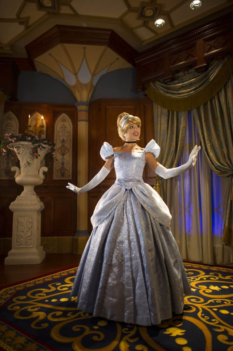 Cinderella Magic Kingdom