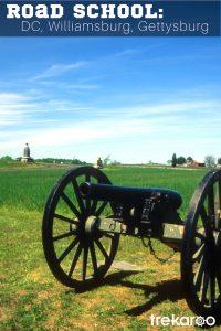 Road School: American History Road Trip from Washington DC 1