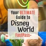 Disney world fastpass
