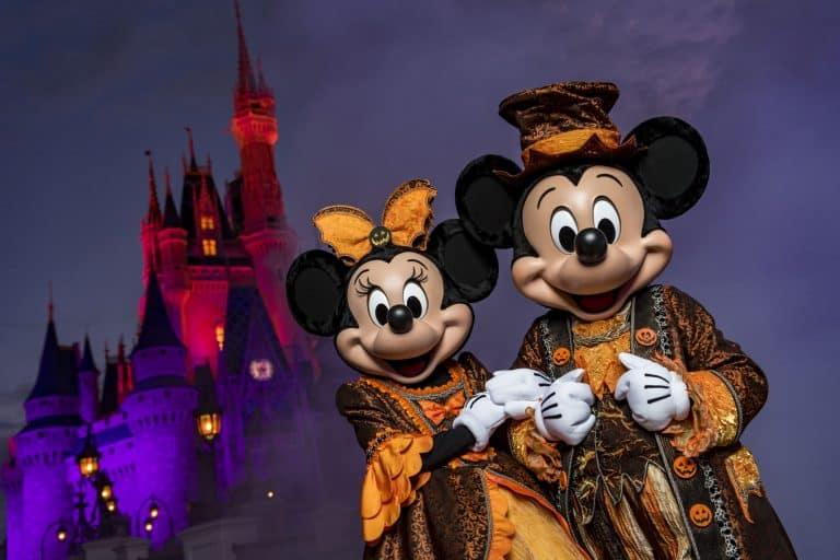 September and October best months to visit Walt Disney World