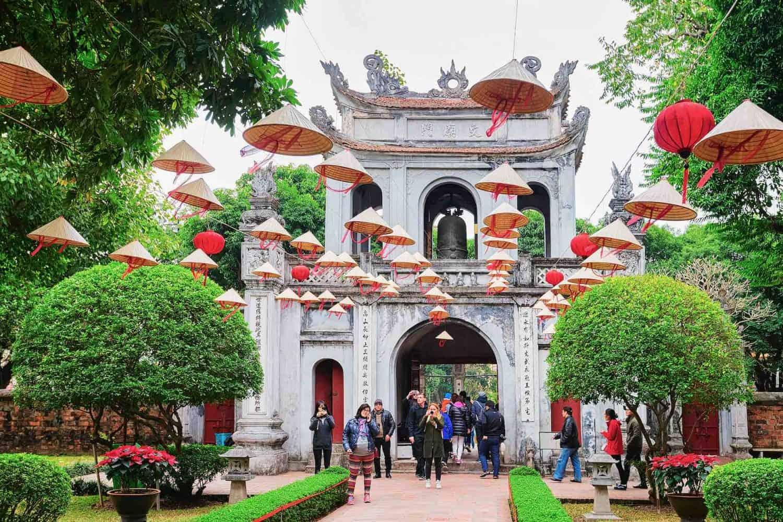 Hanoi Tour Temple of Literature