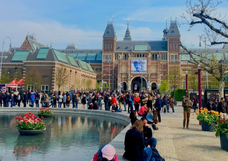 24 Hours in Amsterdam- What to See, Do, and Eat 4