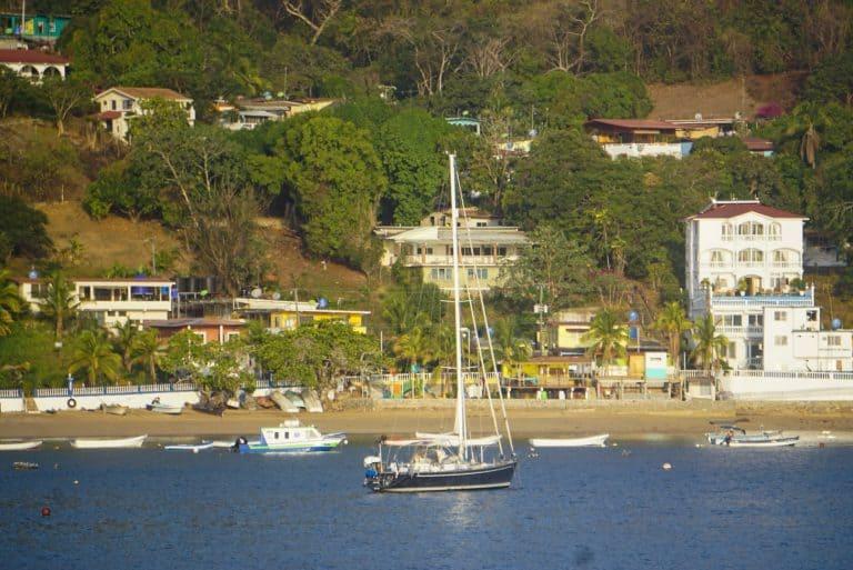 Panama Canal Cruise Taboga