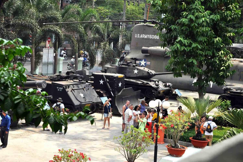 Saigon Tour War Remnants Museum