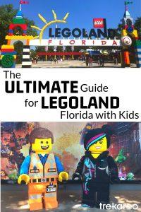Ultimate guide to Legoland Florida