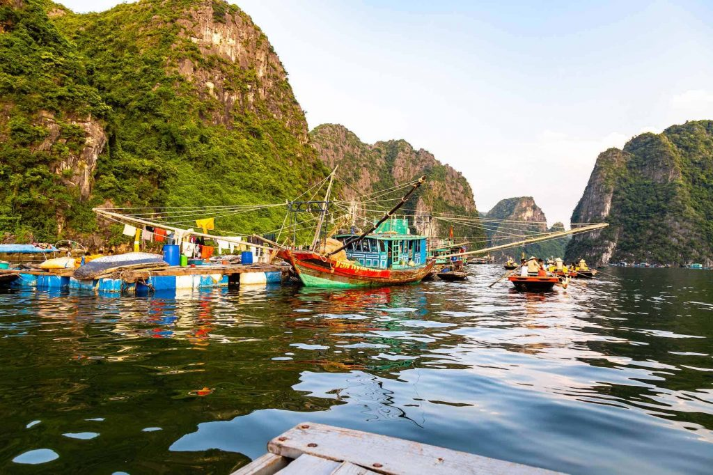 Vietnam Tour Halong Bay Tour