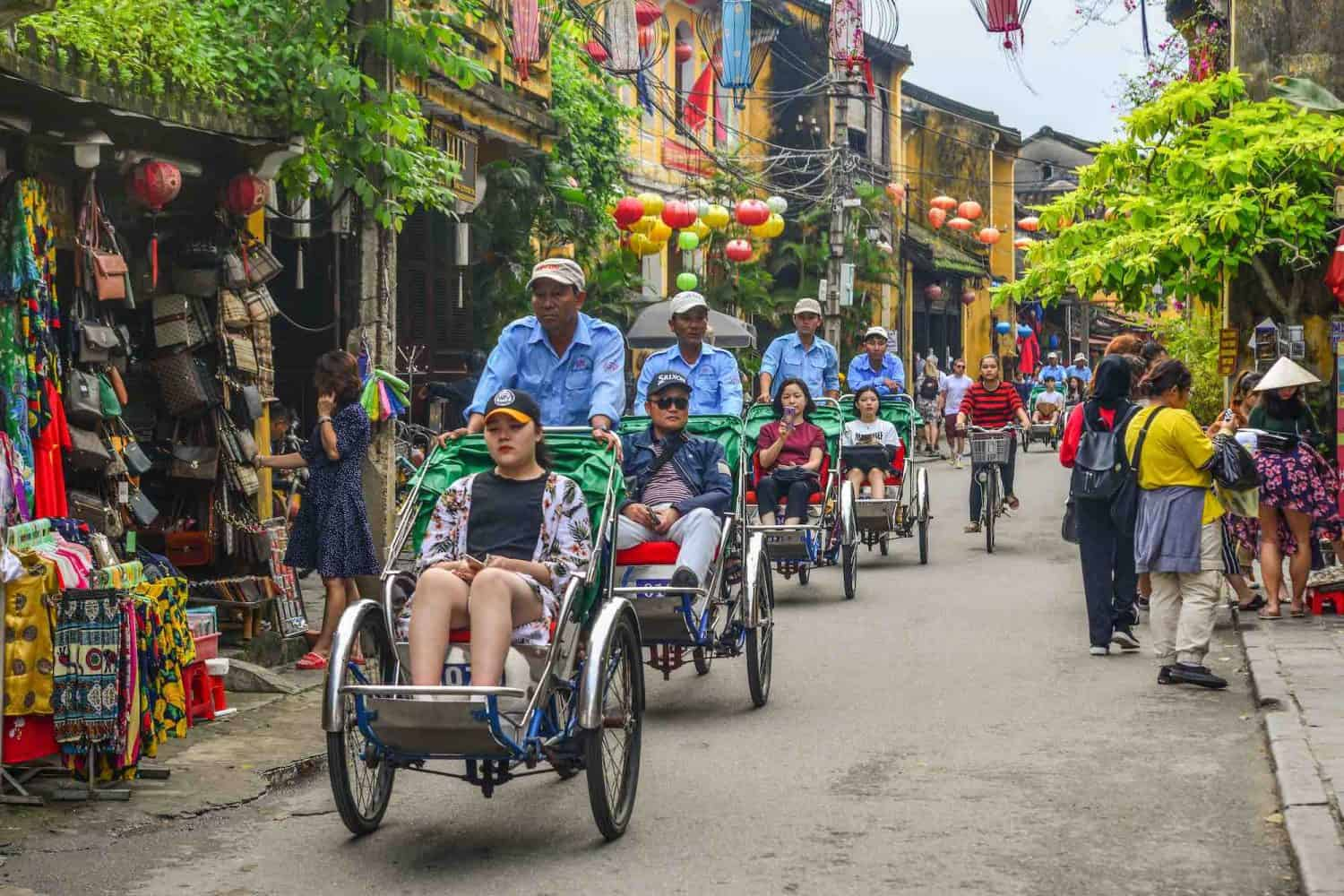 Hoi An UNESCO World Heritage Site Cyclo Tour