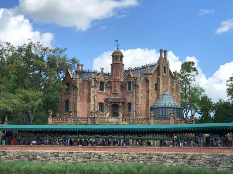 20 Best Rides at Disney World: Haunted Mansion