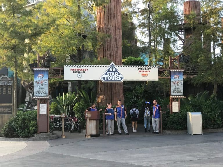 20 Best Rides at Disney World: Star tours