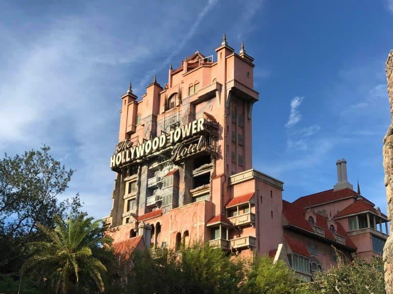 20 Best Rides at Disney World: Tower of Terror