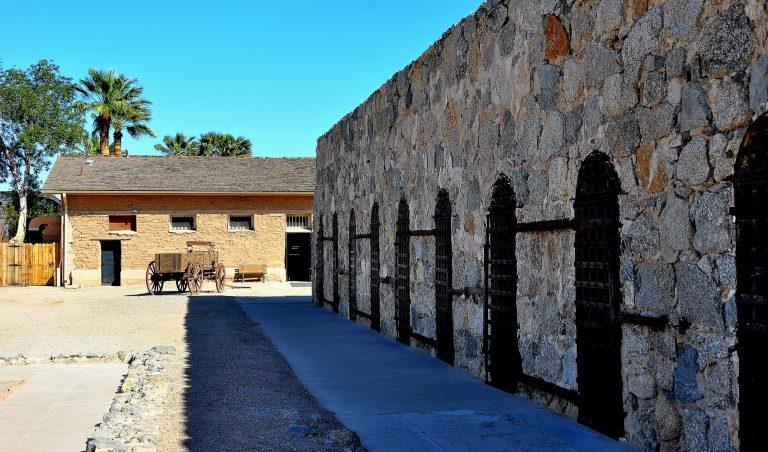 Yuma_Territorial_Prison-best Arizona state parks