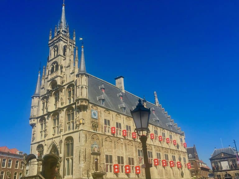 Day Trip to Gouda