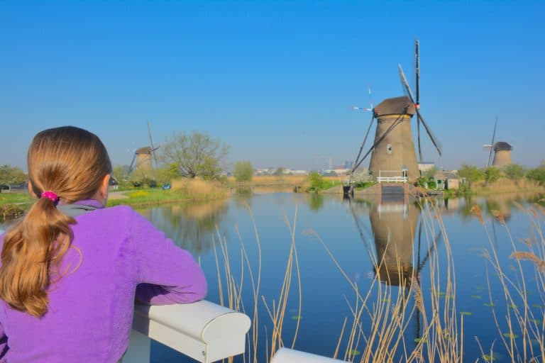 Day Trips from Amsterdam Windmills Netherlands