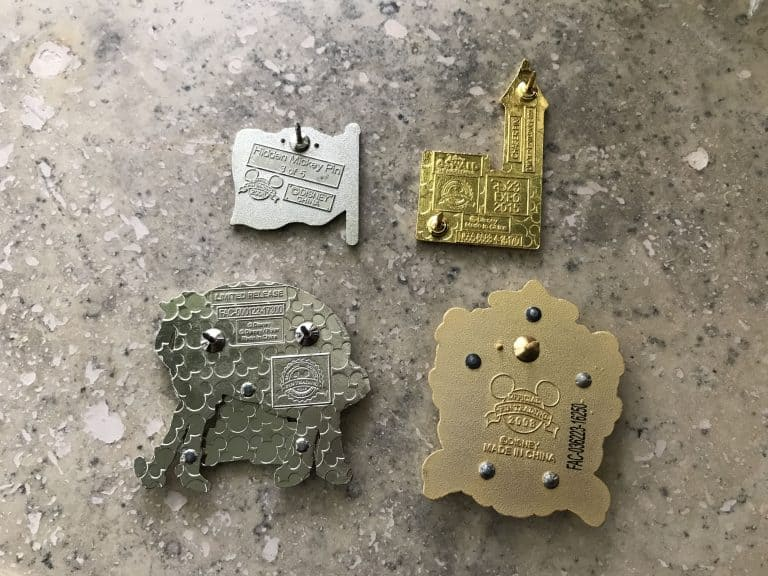 Disney pin trading: How to tell if a pin is authentic